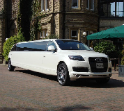 Audi Q7 Limo in Kent