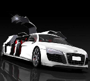 Audi R8 Limo Hire in Kent