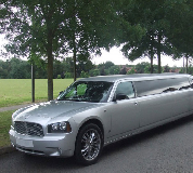 Dodge Charger Limo in Kent