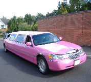 Lincoln Towncar Limos in Kent