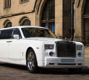 Rolls Royce Phantom Limo in Kent
