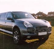 Porsche Cayenne Limos in Kent